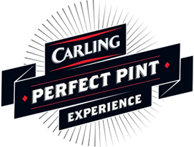 Your free Carling pint
